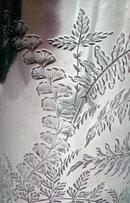 Victorian Silver Beaker 1889 By Charles Boyton of London