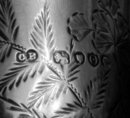 Victorian Silver Beaker 1889 By Charles Boyton of London