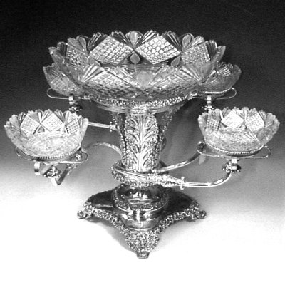 Epergne centre piece