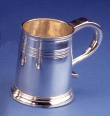 Queen Anne Tankard