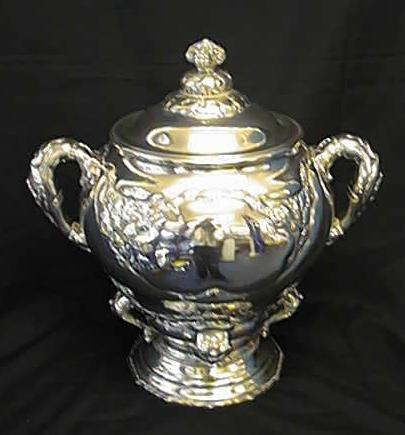 Lidded Trophy / Cup