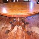 English Oval Breakfast Table