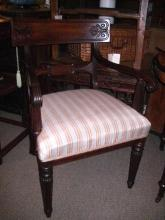 English Regency Arm Chair