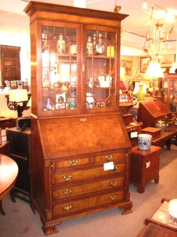 English Secretary Desk