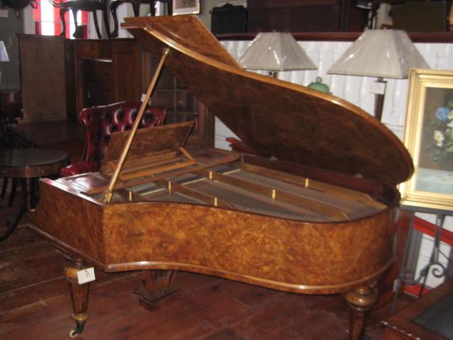 English Baby Grand Piano