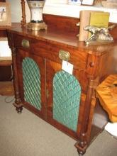 English Rosewood Cradenza
