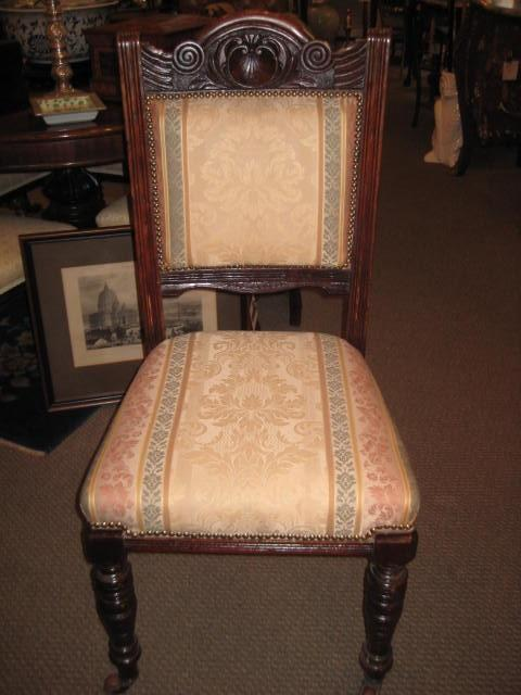 Antique Walnut Chairs