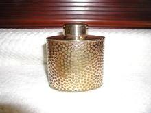 English Brass Tea Caddy