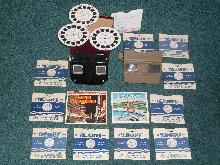Ron's Collection Vintage VIEWMASTERS + 13 Slides _ Sawyer's Inc. Circa 1946 1947 1949 1951 1953 1970