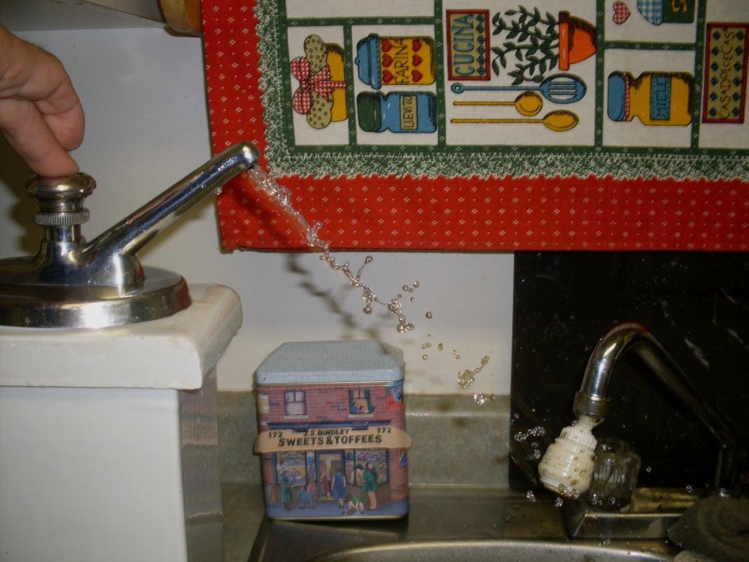 Soda Pop _ Fountain STRAWBERRY syrup Dispenser Vanilla _14