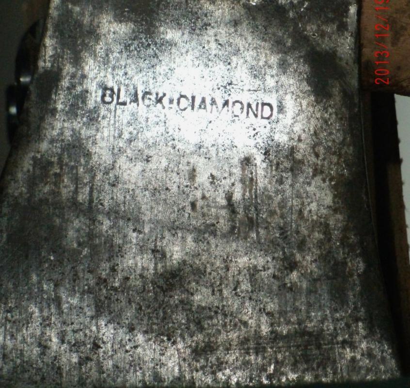 Rare TWO WALTERS AXES _FALLERS _ SPLITTING_ BLACK DIAMOND_FLECK BROS _NO SALES TAXES to USA _ NO SALES TAXES to CANADA