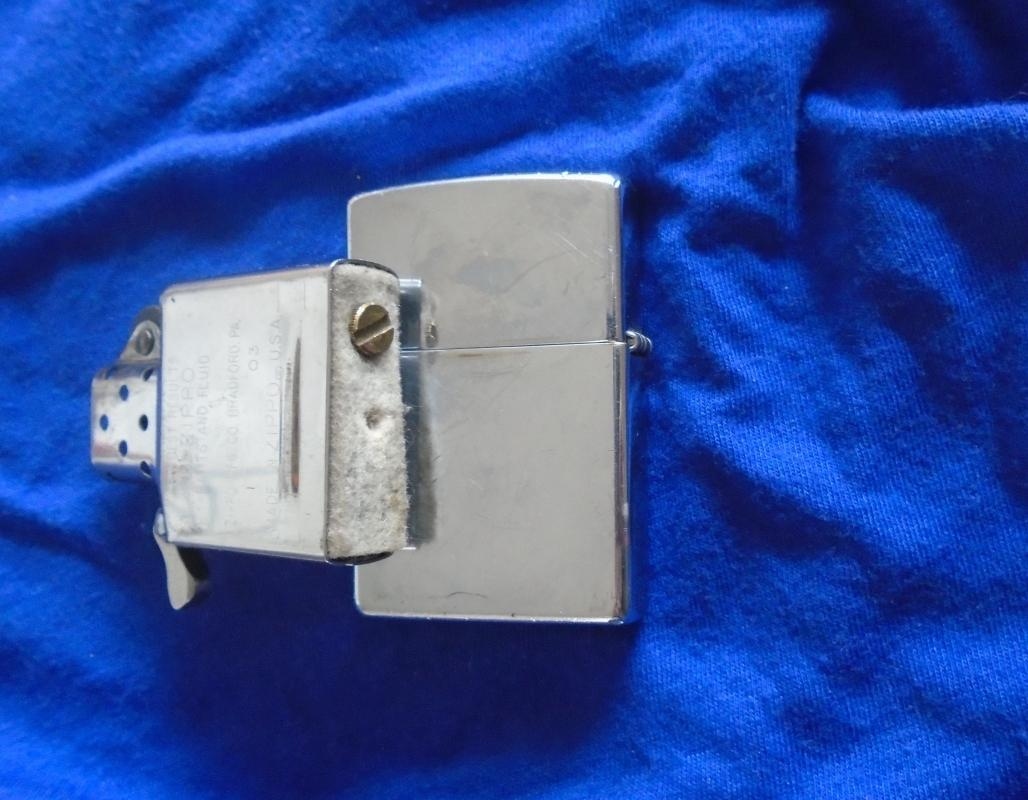 _Beautiful ZIPPO Cigarette Lighter with Killer Whale + 2 EAGLE HEADS in Design. + Working NEW Flint. BRADFORD PA. MADE IN USA