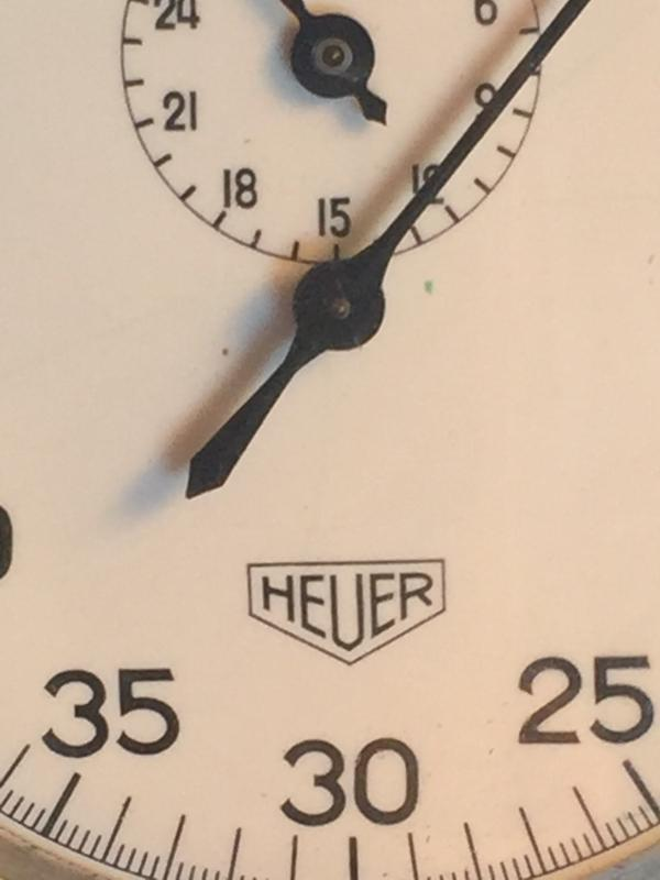 WWII _Pre: TAG HEUER