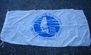 NAUTICAL Vintage Flag British Columbia Canada Captain Cook Bi-Centennial 1778-1978 Mint Condition  Quality  Large 36