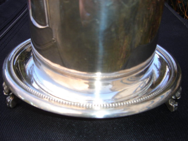 HOTELWARE Silver Footed Server