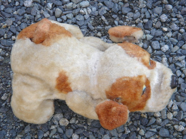 TOYS Collectible Rare Find ~ Friction Mechancial PLUSH
