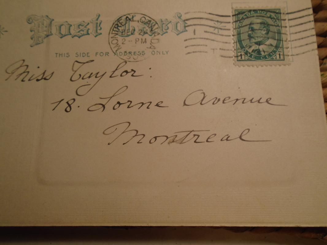235035 China Kids 'NARCISSUS' Signed BERTHA STUART Circa 1903 Postage Stamp KING EDWARD VII   POSTCARD