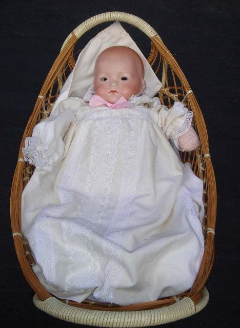 Antique Doll ~ ARMAND MARSEILLE ~