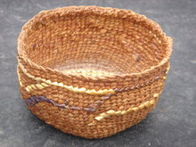 Estate of First Nations Basketry ~ Find Beauty in this TSIMSHIAN Handcrafted BASKET.