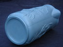 Orientalia _POTTERY __ Circa 1860 - 1880  Beautiful BLUE Water Pitcher / JUG
