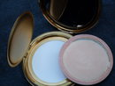 L@@K _Inside the beauty of this STRATTON Gold style Vintage Compact 1930's 40's Era.