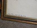 Collectible Original Art Lithograph _Signed : Raphael Soyer_ Title: appears to read Dr. Pengelly Apr 10/67 _Signed in Pencil _11