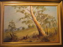 Australian Oil Painting by Simpson