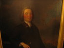 18th c Portrait by Charles Philips, of  Noted Fox Hunter,Charles Newby
