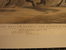 Currier & Ives Large Folio Lithograph