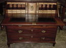 Fine Mahogany Secretary / Bureau / Book Case, Please visit our website, www.castlehouseantiques.com