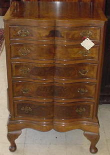 English Mahogany Lingerie Chest, Please visit our website, www.castlehouseantiques.com