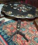 Papier Mache Table