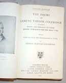 The Poems Of Samuel Taylor Coleridge