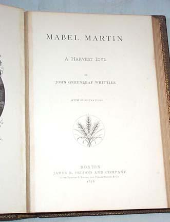 Mabel Martin