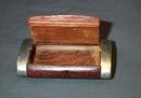 Rosewood Snuff Box