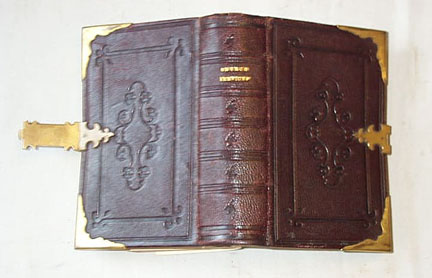 Miniature Book Of Common Prayer