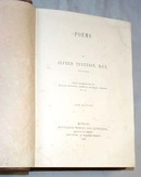 1864 Poems By Alfred Tennyson