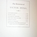 Victor Hugo - Fourteen Volume Complete Set Of The Romances Of Victor Hugo
