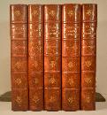 Jane Austen Complete Set, Leather 6 Vol. In 5