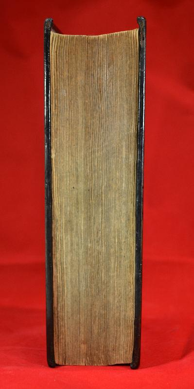 1836 Holy Bible KJV Full Leather