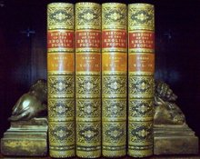 Short History Of The English People, Fine Leather Binding
