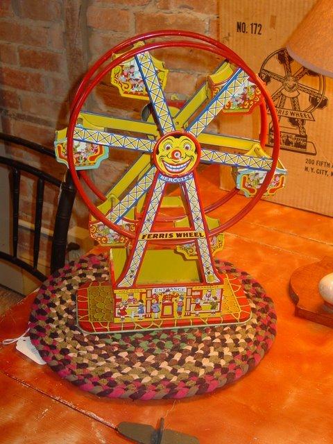Chein 1930's Ferris Wheel