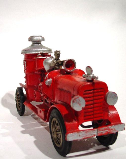 Hubley Fire Engine Pumper