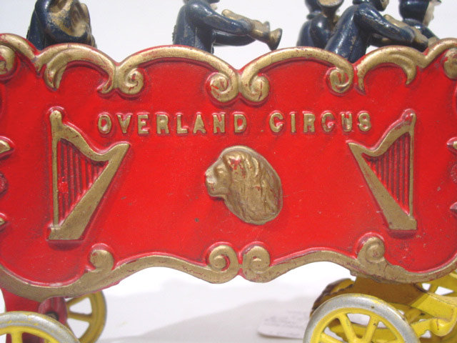 Overland Circus by Kenton