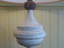 Architectural Finial Lamps (Pair)