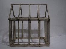 Folk Art House Model