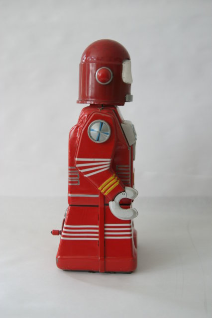 Cragstan Tin Astronaut Wind-up