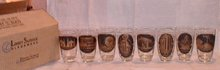 Libbey Glass NY World's Fair 1964 Set of 8 in Box