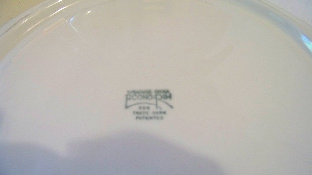 Syracuse China Econo Rim Restaurant Ware