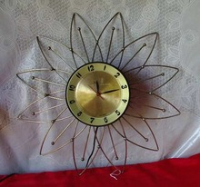 Vintage Wall Clock by Lux